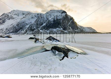 Eggum, Lofoten Islands, Norway