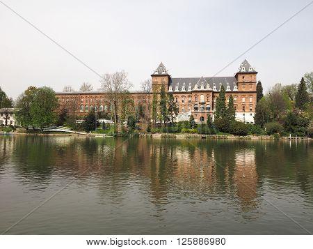 Castello Del Valentino In Turin