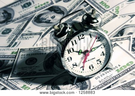 Clock Over Money
