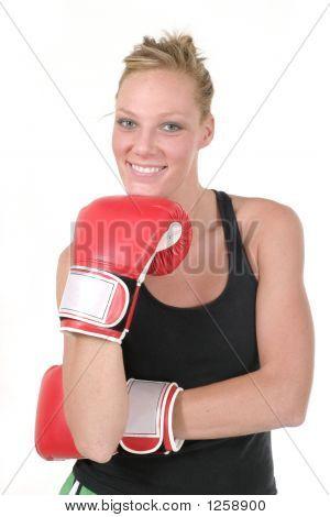 Woman Boxer 5