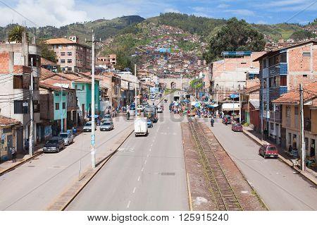 Cusco City Life