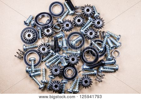 Mechanical Components Background