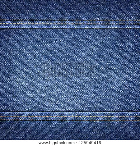 thje background a simple denim close up