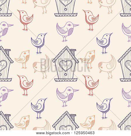 Houses For Birds