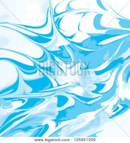 MIXIED COLORS BACKGROUND. Vector illustration file.