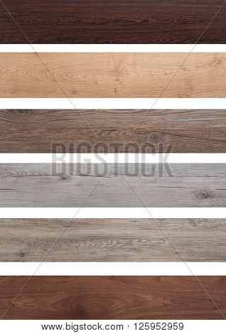 Background series : Collection of laminate tiles