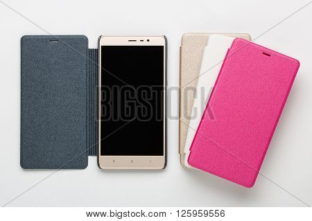 Mobile With The Number Of Back Covers