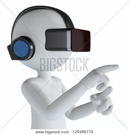 Concept Of Virtual Reality