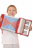 Accordion Boy 30