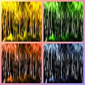 pic of seasonal tree  - An Abstract of the Four Seasons with Trees - JPG
