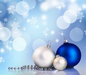 stock photo of boll  - Christmas Decoration - JPG