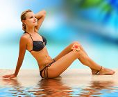 pic of woman body  - Vacation - JPG