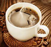 stock photo of close-up  - Coffee - JPG