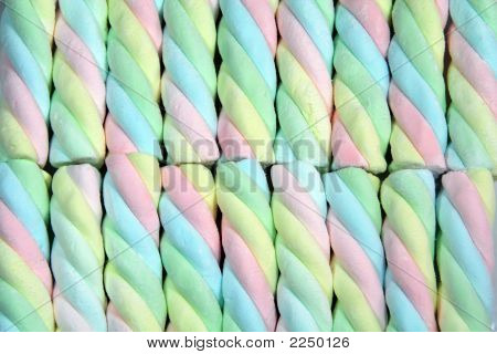 Marshmallow Twists