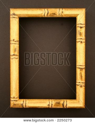 Frame Rectangle Bamboo Natural