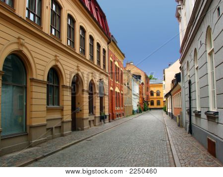 Malmo Street - Sweden