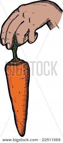 Dangling A Carrot
