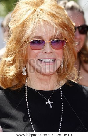 LOS ANGELES - AUG 21: Ann-Margret at the 62nd Primetime Creative Arts Emmy Awards at the Nokia Theatre L.A. Live in Los Angeles, California on August 21, 2010