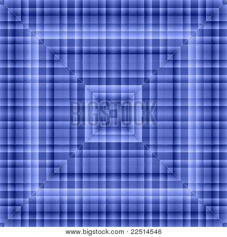 Blue tiles