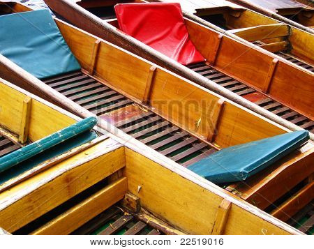 Punt-Boote