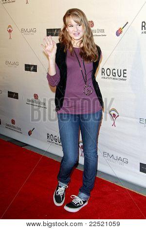LOS ANGELES - JUN 14: Debby Ryan at the Rock-N-Reel event held at Culver Studios in Los Angeles, California on June 14, 2009
