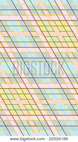 Diagonal Seamless Flannel Pattern