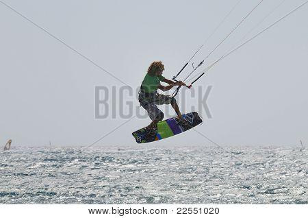 Kiteboarding Master Cup 2011