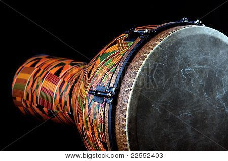African Djembe Conga Drum