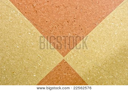 Ecological Linoleum Floor Background