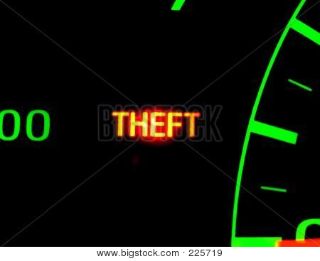 Nighttime Car Theft