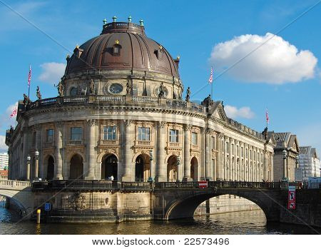 Bodemuseum in Berlin