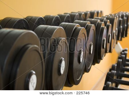 Weights Row