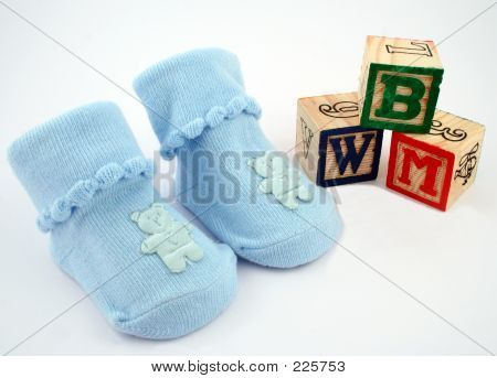 Blocks And Booties