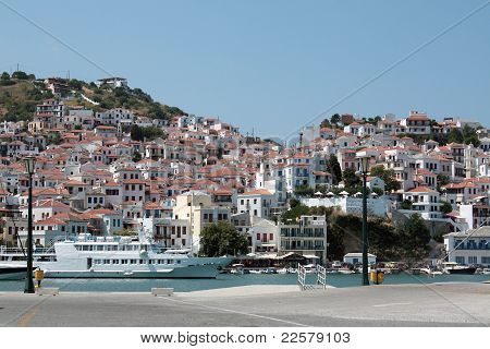 Skopelos, Greece Summer