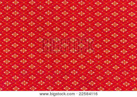 thai art fabric