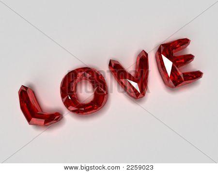 Liebe brillanten