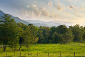 foto of cade  - Cades Cove in The Great Smoky Mountains National Park - JPG
