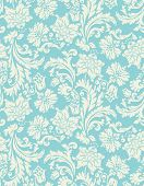 Seamless pattern. Raster version of vector illustration.