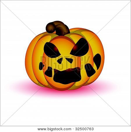 Illustration of Jack O Lantern