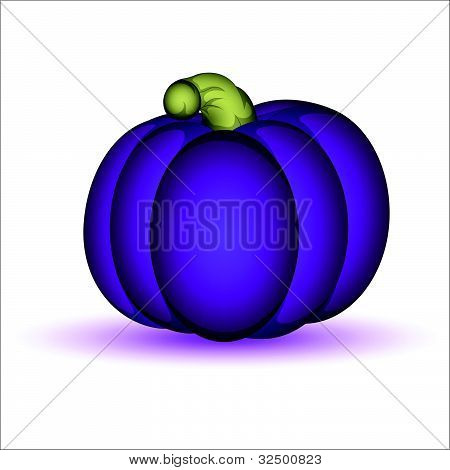 Vector Illustration of Pumpkin