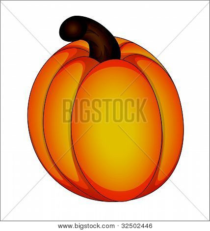 Vector Pumpkin