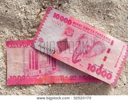 Tansania-Schilling