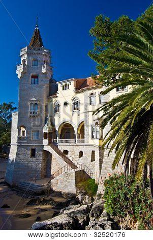 Palace Of The Condes De Castro Guimaraes