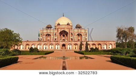 Humayan's Tomb Panorama, New Delhi India