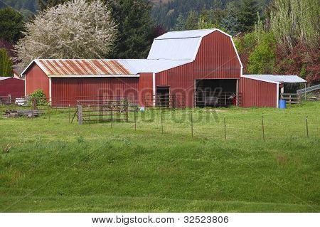 Country Barn.
