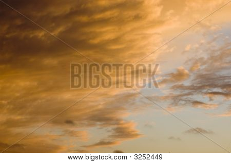 Wonderful View Of Clouds