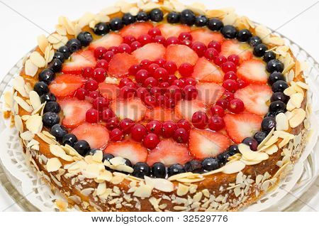 Berry Cheese Cake