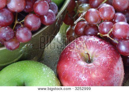 Closeup Of Fruit