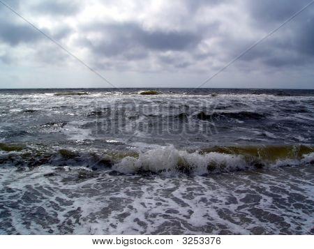 风暴在北海