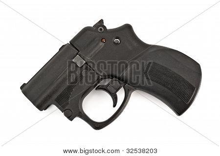 traumatischen Pistole